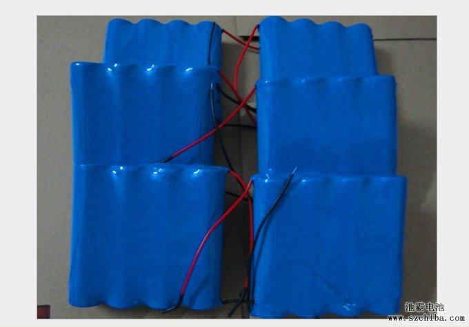 18650电池组4节并联3.7v